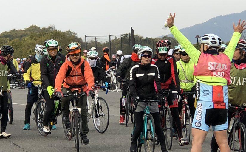瀬戸内しまなみ・ゆめしま海道サイクリング大会2017で走ってきました!!